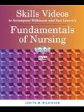 Skills Videos to Accompany Wilkinson and Van Leuven's Fundamentals of Nursing