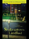 Shakespeare's Landlord (Lily Bard Mysteries, Book 1)