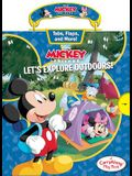 Disney Mickey Mouse: Let's Explore Outdoors