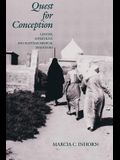Quest for Conception: Gender, Infertility, and Egyptian Medical Traditions