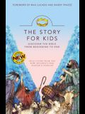 NIRV the Story for Kids, Paperback: Discover the Bible from Beginning to End