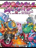 Adorable Aliens Coloring Book Volume 2: Critters of the Cosmos