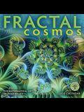 Fractal Cosmos 2020 Wall Calendar: The Mathematical Art of Alice Kelley