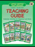 Little Critter First Readers Teaching Guide, Level 2