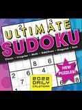 Ultimate Sudoku 2022 Boxed Daily Calendar