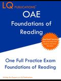 OAE Foundations of Reading: Free Online Tutoring - New 2021 Edition - The most updated practice exam questions.