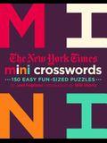The New York Times Mini Crosswords, Volume 2: 150 Easy Fun-Sized Puzzles
