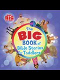 The Big Book of Bible Stories for Toddlers