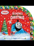 The 12 Engines of Christmas (Thomas & Friends)