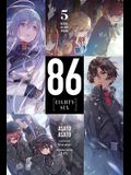 86--Eighty-Six, Vol. 5 (Light Novel): Death, Be Not Proud