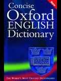 Concise Oxford English Dictionary (Concise Dictionary)