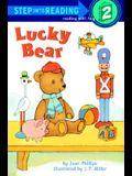 Lucky Bear (Step Into Reading: A Step 2 Book)