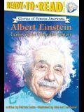 Albert Einstein: Genius of the Twentieth Century (Ready-To-Read Level 3)