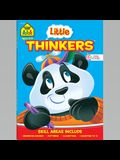 Little Thinkers Preschool Deluxe Edition Workbook