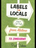 Labels for Locals