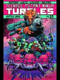 Teenage Mutant Ninja Turtles Volume 21: Battle Lines