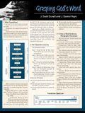 Grasping God's Word Laminated Sheet