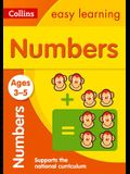 Numbers: Ages 3-5