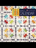 American Quilter's Society Wall Calendar