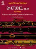 24 Etudes of Flutes, Op. 15