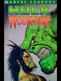 Hulk Legends Volume 1: Hulk/Wolverine 6 Hours Tpb