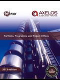 Portfolio, Programme and Project Offices (P3o(r))