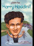 Quien Fue Harry Houdini?