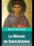 Le Miracle de Saint-Antoine