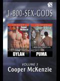 1-800-SEX-GODS, Volume 3 [Dylan: Puma] (Siren Publishing Classic ManLove)