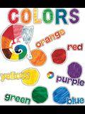 World of Eric Carle(tm) Colors Mini Bulletin Board Set