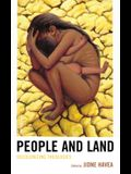 People and Land: Decolonizing Theologies