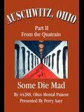 Auschwitz, Ohio: Part II from the Quatrain Some Die Mad