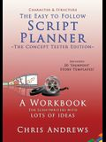 Script Planner: A Workbook for Outlining 20 Script Ideas
