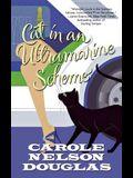 Cat in an Ultramarine Scheme: A Midnight Louie Mystery