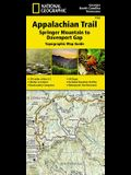 Appalachian Trail, Springer Mountain to Davenport Gap [georgia, North Carolina, Tennessee]