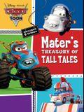 Cars Toons MaterÂ's Treasury of Tall Tales
