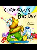 Corduroy's Big Day: Picture Puzzle Board Book