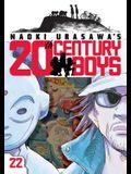 Naoki Urasawa's 20th Century Boys, Volume 22