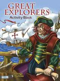 Great Explorers Activity Book