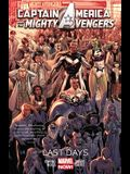 Captain America & the Mighty Avengers, Volume 2: Last Days