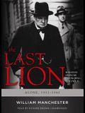 The Last Lion, Volume 2: Winston Spencer Churchill, Alone, 1932-1940