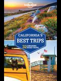 Lonely Planet California's Best Trips