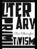 Literary Primitivism