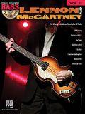 Lennon & McCartney: Bass Play-Along Volume 13