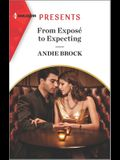 From Exposé to Expecting: An Uplifting International Romance