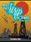 About the Texas Oil Towns Coloring Book
