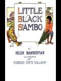 Little Black Sambo: by Helen Bannerman Original Hardcover Samboo Book