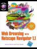 Web Browsing with Netscape Navigator