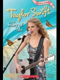 Taylor Swift: The Story of Me [With Sticker(s)]