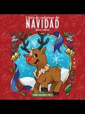 Libro de colorear de Navidad para niños: Libro de Navidad para niños de 4 a 8 años, 9 a 12 años